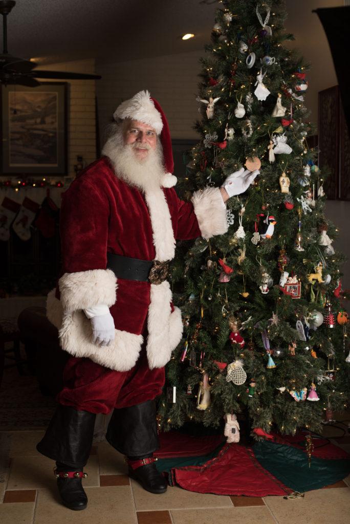 Santa-Christmas-tree