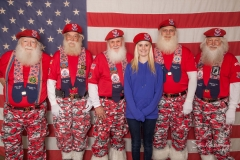 Santa's-Drill-Team-and-Elf-Jilly