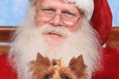 Santa-Scooby